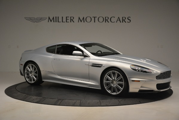 Used 2009 Aston Martin DBS Coupe for sale Sold at Alfa Romeo of Greenwich in Greenwich CT 06830 10
