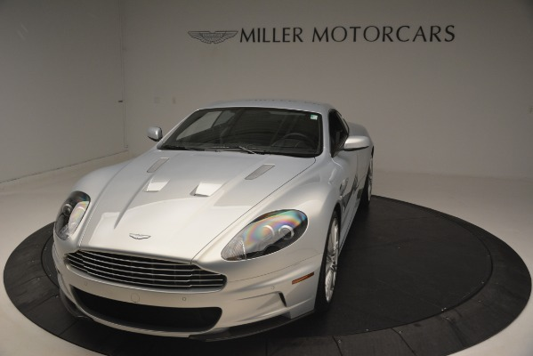 Used 2009 Aston Martin DBS Coupe for sale Sold at Alfa Romeo of Greenwich in Greenwich CT 06830 14
