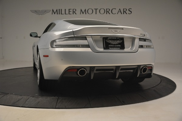 Used 2009 Aston Martin DBS Coupe for sale Sold at Alfa Romeo of Greenwich in Greenwich CT 06830 15