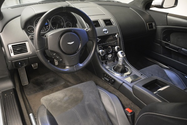 Used 2009 Aston Martin DBS Coupe for sale Sold at Alfa Romeo of Greenwich in Greenwich CT 06830 18
