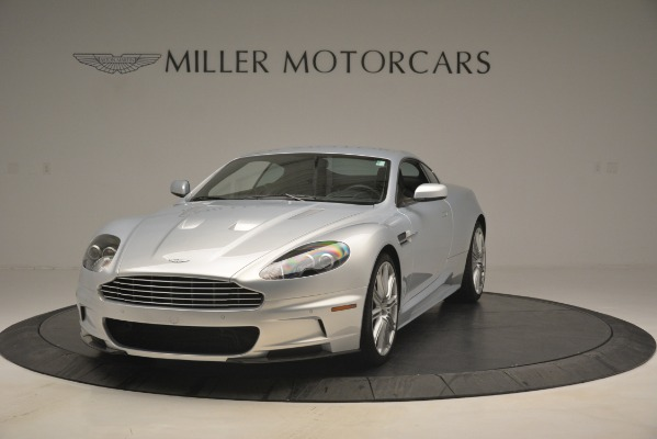Used 2009 Aston Martin DBS Coupe for sale Sold at Alfa Romeo of Greenwich in Greenwich CT 06830 2