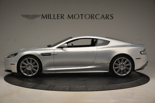 Used 2009 Aston Martin DBS Coupe for sale Sold at Alfa Romeo of Greenwich in Greenwich CT 06830 3