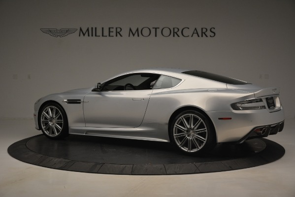 Used 2009 Aston Martin DBS Coupe for sale Sold at Alfa Romeo of Greenwich in Greenwich CT 06830 4