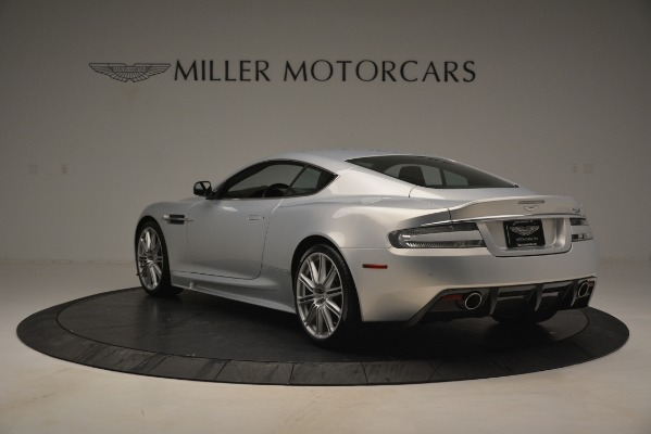 Used 2009 Aston Martin DBS Coupe for sale Sold at Alfa Romeo of Greenwich in Greenwich CT 06830 5