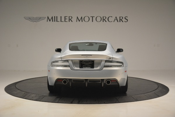 Used 2009 Aston Martin DBS Coupe for sale Sold at Alfa Romeo of Greenwich in Greenwich CT 06830 6