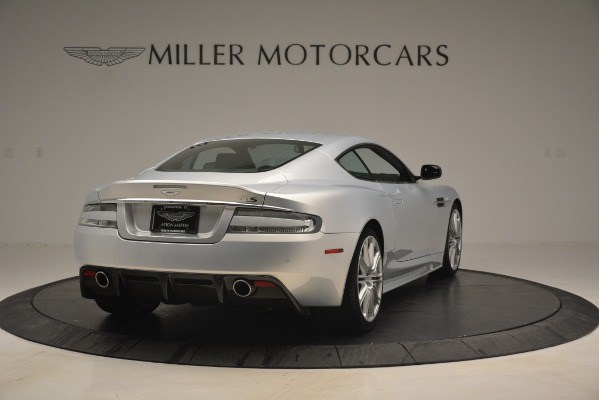 Used 2009 Aston Martin DBS Coupe for sale Sold at Alfa Romeo of Greenwich in Greenwich CT 06830 7