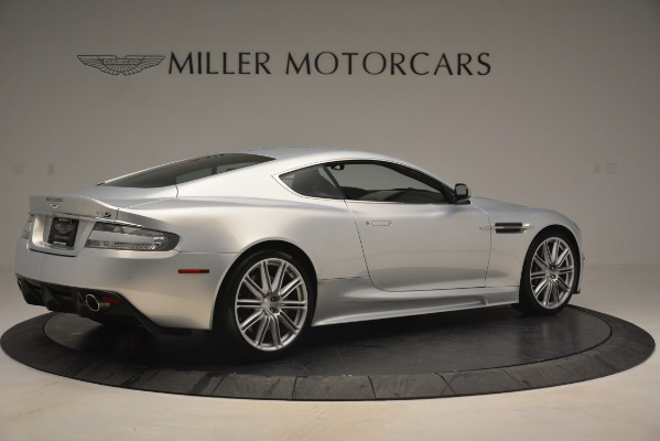 Used 2009 Aston Martin DBS Coupe for sale Sold at Alfa Romeo of Greenwich in Greenwich CT 06830 8