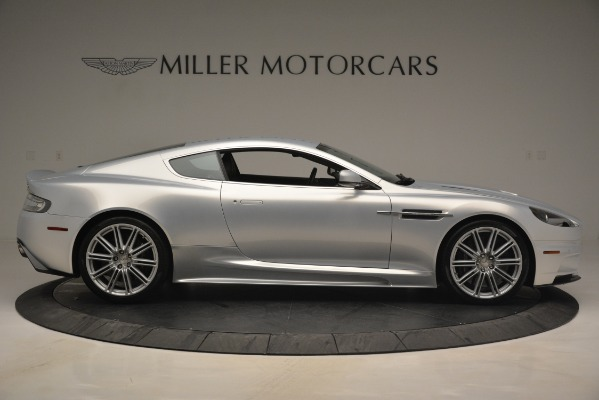 Used 2009 Aston Martin DBS Coupe for sale Sold at Alfa Romeo of Greenwich in Greenwich CT 06830 9