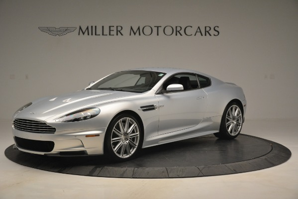 Used 2009 Aston Martin DBS Coupe for sale Sold at Alfa Romeo of Greenwich in Greenwich CT 06830 1