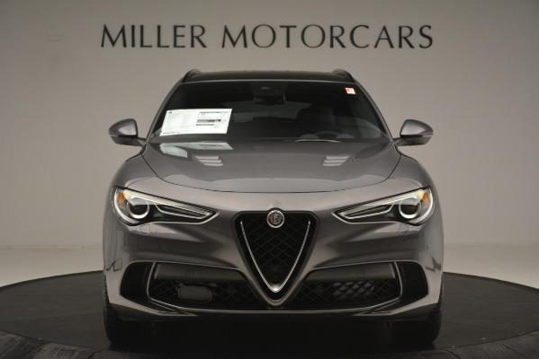 New 2019 Alfa Romeo Stelvio Quadrifoglio for sale Sold at Alfa Romeo of Greenwich in Greenwich CT 06830 12