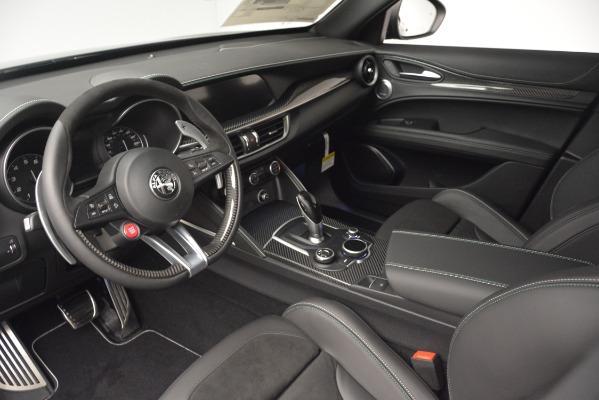New 2019 Alfa Romeo Stelvio Quadrifoglio for sale Sold at Alfa Romeo of Greenwich in Greenwich CT 06830 14