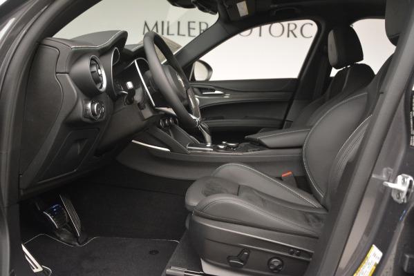New 2019 Alfa Romeo Stelvio Quadrifoglio for sale Sold at Alfa Romeo of Greenwich in Greenwich CT 06830 15