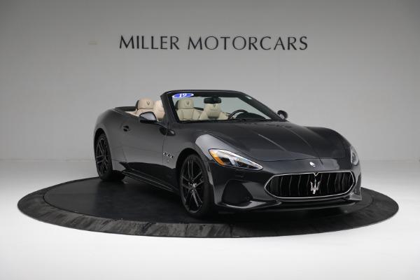 New 2019 Maserati GranTurismo Sport Convertible for sale Sold at Alfa Romeo of Greenwich in Greenwich CT 06830 11