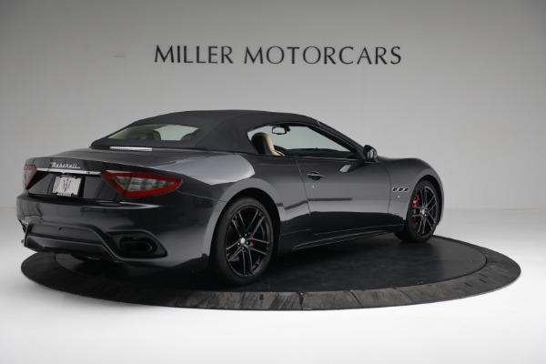 New 2019 Maserati GranTurismo Sport Convertible for sale Sold at Alfa Romeo of Greenwich in Greenwich CT 06830 16
