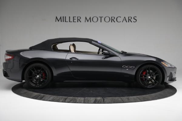 New 2019 Maserati GranTurismo Sport Convertible for sale Sold at Alfa Romeo of Greenwich in Greenwich CT 06830 17