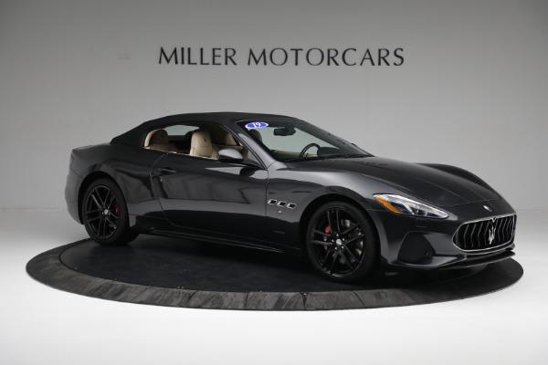New 2019 Maserati GranTurismo Sport Convertible for sale Sold at Alfa Romeo of Greenwich in Greenwich CT 06830 18