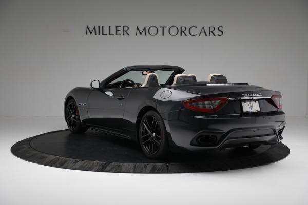 New 2019 Maserati GranTurismo Sport Convertible for sale Sold at Alfa Romeo of Greenwich in Greenwich CT 06830 5