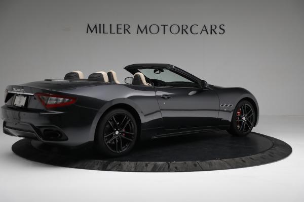 New 2019 Maserati GranTurismo Sport Convertible for sale Sold at Alfa Romeo of Greenwich in Greenwich CT 06830 8
