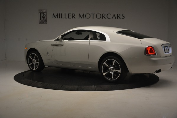 Used 2016 Rolls-Royce Wraith for sale Sold at Alfa Romeo of Greenwich in Greenwich CT 06830 5