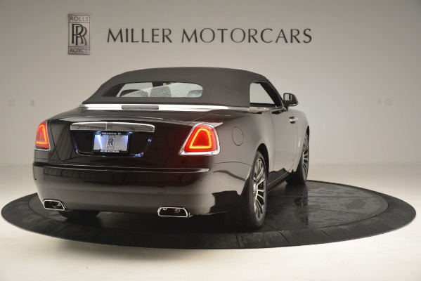 Used 2018 Rolls-Royce Dawn for sale Sold at Alfa Romeo of Greenwich in Greenwich CT 06830 23