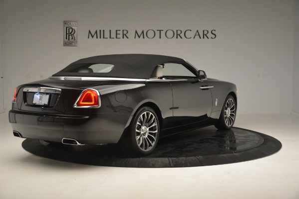 Used 2018 Rolls-Royce Dawn for sale Sold at Alfa Romeo of Greenwich in Greenwich CT 06830 24