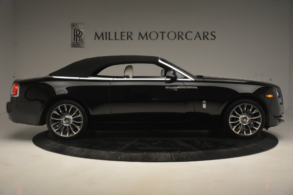 Used 2018 Rolls-Royce Dawn for sale Sold at Alfa Romeo of Greenwich in Greenwich CT 06830 25