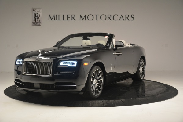 Used 2018 Rolls-Royce Dawn for sale Sold at Alfa Romeo of Greenwich in Greenwich CT 06830 3