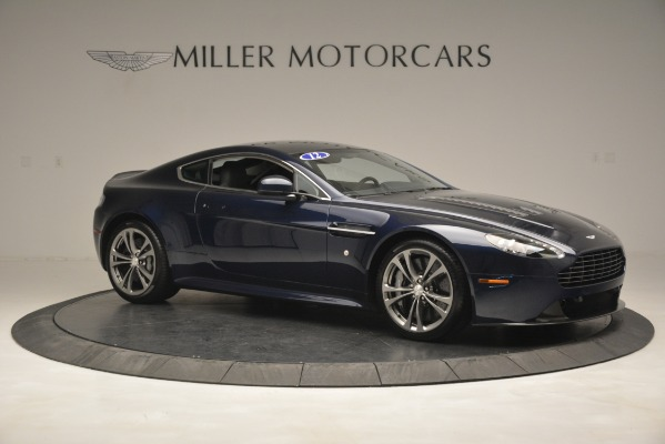 Used 2012 Aston Martin V12 Vantage for sale Sold at Alfa Romeo of Greenwich in Greenwich CT 06830 10
