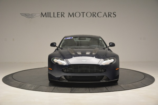 Used 2012 Aston Martin V12 Vantage for sale Sold at Alfa Romeo of Greenwich in Greenwich CT 06830 12