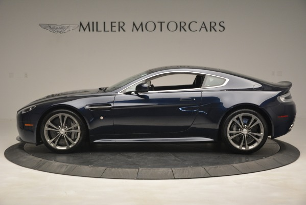 Used 2012 Aston Martin V12 Vantage for sale Sold at Alfa Romeo of Greenwich in Greenwich CT 06830 3