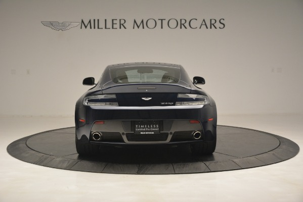 Used 2012 Aston Martin V12 Vantage for sale Sold at Alfa Romeo of Greenwich in Greenwich CT 06830 6