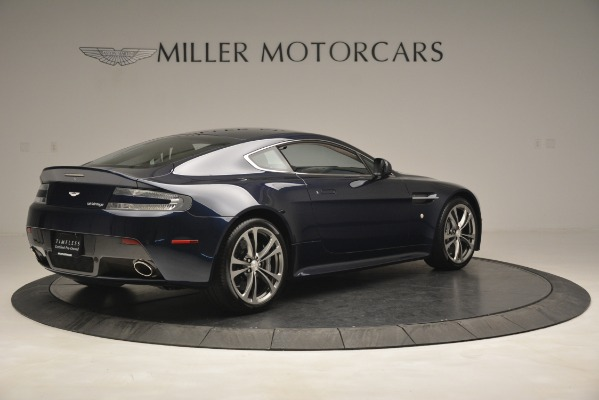 Used 2012 Aston Martin V12 Vantage for sale Sold at Alfa Romeo of Greenwich in Greenwich CT 06830 8