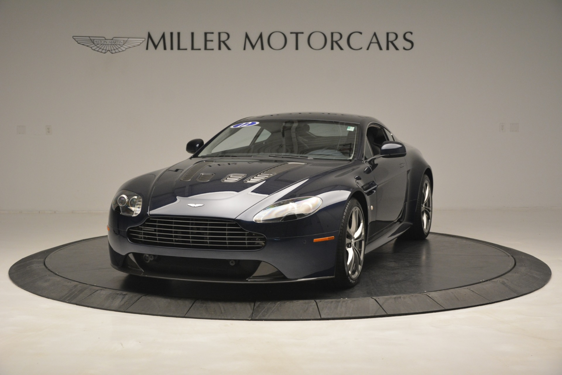 Used 2012 Aston Martin V12 Vantage for sale Sold at Alfa Romeo of Greenwich in Greenwich CT 06830 1