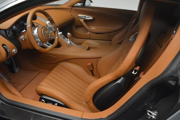 Used 2019 Bugatti Chiron for sale Sold at Alfa Romeo of Greenwich in Greenwich CT 06830 17