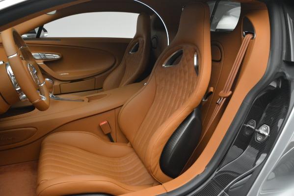 Used 2019 Bugatti Chiron for sale Sold at Alfa Romeo of Greenwich in Greenwich CT 06830 19