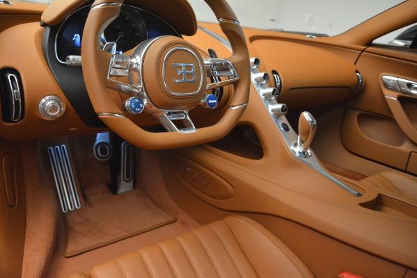 Used 2019 Bugatti Chiron for sale Sold at Alfa Romeo of Greenwich in Greenwich CT 06830 22