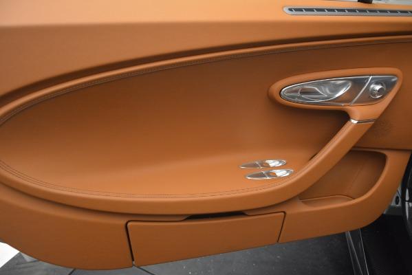 Used 2019 Bugatti Chiron for sale Sold at Alfa Romeo of Greenwich in Greenwich CT 06830 23