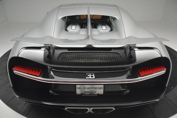 Used 2019 Bugatti Chiron for sale Sold at Alfa Romeo of Greenwich in Greenwich CT 06830 28