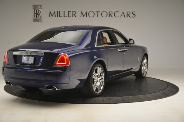 Used 2016 Rolls-Royce Ghost for sale Sold at Alfa Romeo of Greenwich in Greenwich CT 06830 10