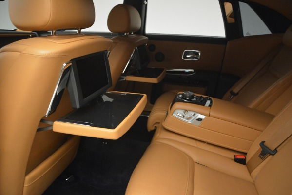 Used 2016 Rolls-Royce Ghost for sale Sold at Alfa Romeo of Greenwich in Greenwich CT 06830 22