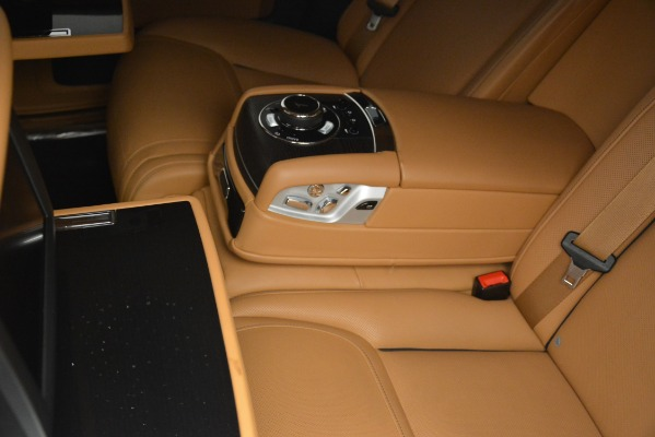 Used 2016 Rolls-Royce Ghost for sale Sold at Alfa Romeo of Greenwich in Greenwich CT 06830 23