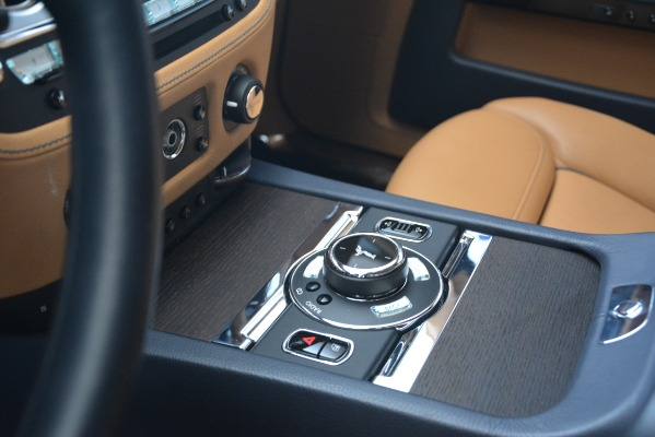 Used 2016 Rolls-Royce Ghost for sale Sold at Alfa Romeo of Greenwich in Greenwich CT 06830 27
