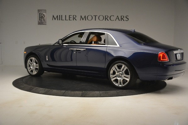 Used 2016 Rolls-Royce Ghost for sale Sold at Alfa Romeo of Greenwich in Greenwich CT 06830 4