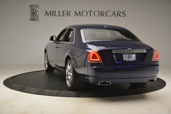 Used 2016 Rolls-Royce Ghost for sale Sold at Alfa Romeo of Greenwich in Greenwich CT 06830 6