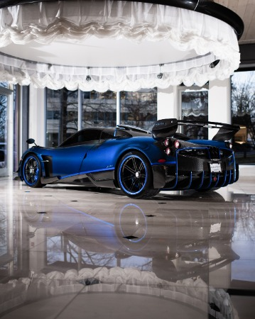Used 2017 Pagani Huayra BC Macchina Volante for sale Call for price at Alfa Romeo of Greenwich in Greenwich CT 06830 3