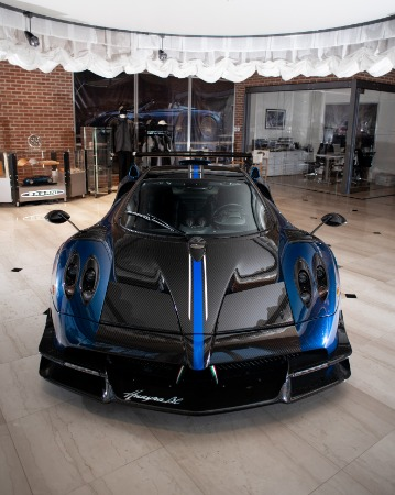 Used 2017 Pagani Huayra BC Macchina Volante for sale Call for price at Alfa Romeo of Greenwich in Greenwich CT 06830 6