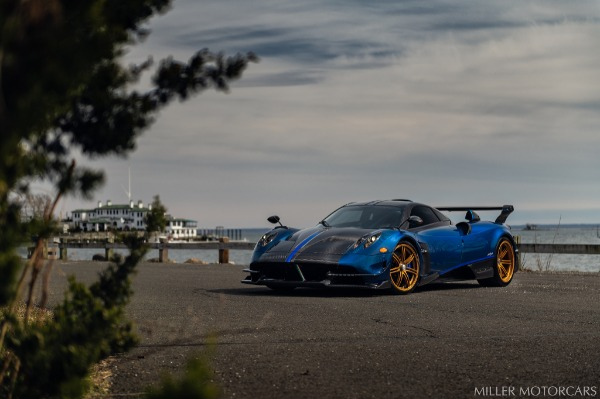 Used 2017 Pagani Huayra BC Macchina Volante for sale Call for price at Alfa Romeo of Greenwich in Greenwich CT 06830 8