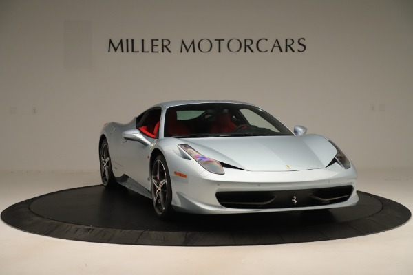 Used 2015 Ferrari 458 Italia for sale Sold at Alfa Romeo of Greenwich in Greenwich CT 06830 11
