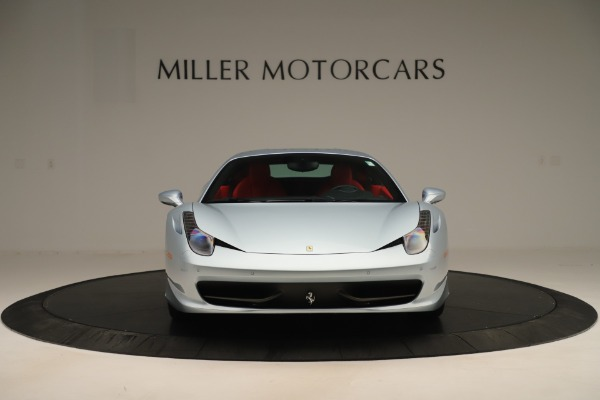Used 2015 Ferrari 458 Italia for sale Sold at Alfa Romeo of Greenwich in Greenwich CT 06830 12