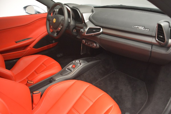 Used 2015 Ferrari 458 Italia for sale Call for price at Alfa Romeo of Greenwich in Greenwich CT 06830 17